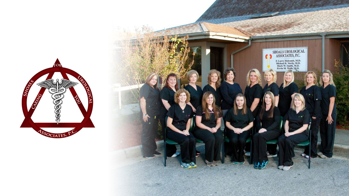 Shoals Urological Office Staff
